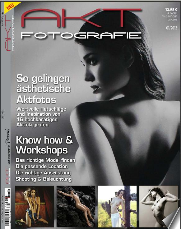 Pictures Sonderheft Aktfotografie